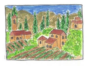 LAC Unit 3- Italian Countryside-1