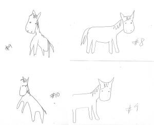 horse drawings1