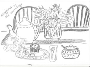table top drawing day2 pic 1