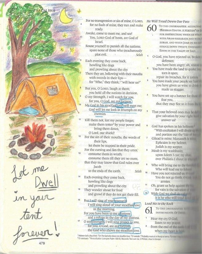 Bible Journaling #1